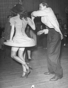 lets dance, vintage photos, swings, swing shift, bug