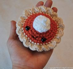 CRAFTYisCOOL: Free Pattern Friday! Squeeze n' Sniff Pumpkin Pie