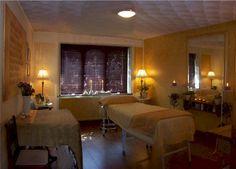 Healing room.