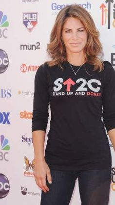 Jillian Michaels attends Stand Up To Cancer at The Shrine Auditorium in Los Angeles on September 7, 2012