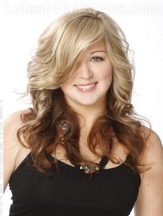 Perfect Reverse Blonde to Brown ombre hair color, hair colors, revers blond, hairstyl