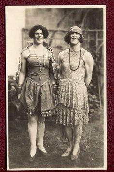 boy flappers…