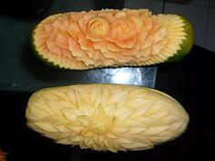 FRUIT AND VEGETABLE CARVING: fruit carving for wedding table,angagement, carving lesson/classes