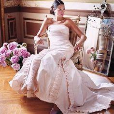 wedding dresses with sleeves vera wang