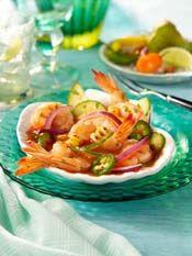 Clamato Shrimp