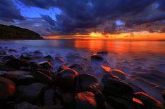 Noosa National Park, Noosa Heads, Queensland, Australia