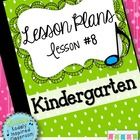 Kindergarten Music Lesson Plan {Day 8}