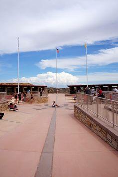 Four Corners: Arizona - Utah - Colorado - New Mexico.