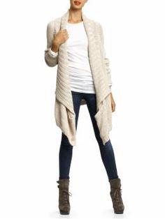 basic fall uniform: sweater, skinny jeans & boots