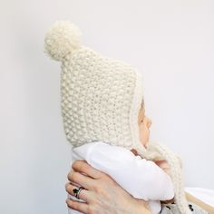 Florence Baby Hat Pattern
