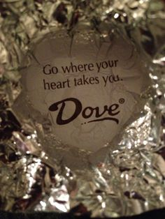Dove Chocolate <3