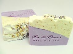 Oatmeal Lavender Cold Process Soap by siaelena on Etsy
