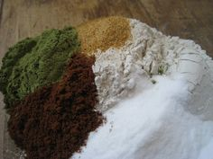 A Recipe for Cinnamon and Clove Herbal Tooth Powder
