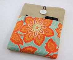 iPad Case iPad Sleeve iPad Cover PADDED with pockets by PinkOasis, $22.90