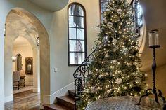 Custom Homes - traditional - staircase - houston - Allan Edwards