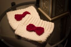 Boot cuff topper free crochet pattern Quick and easy project