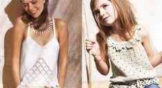 #Tricot #crochet #summer