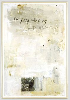 title unknown ~ mixed media ~ Lawrence Carroll