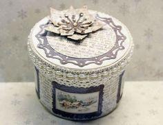 A cute Christmas box » Pion Design's blog