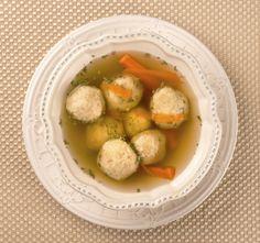 #GlutenFRee Matzo Ball Chicken Soup
