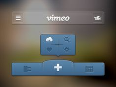 Remake of Vimeo  by Victor Erixon