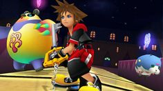 I really need to get a 3DS so I can play the new Kingdom Hearts