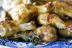 Roasted Lemon Chicken Legs, Ree Drummond, The Pioneer Woman