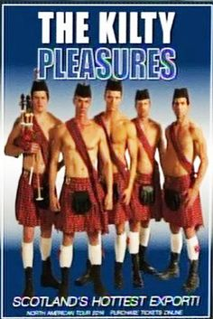 The Kilty Pleasures from Modern Family