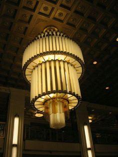 New Yorker hotel lobby