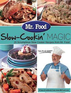 FREE e-Cookbook: 28 Scrumptious Slow Cooker Recipes! ~ at TheFrugalGirls.com #crockpot #recipes