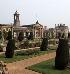 The Bowood House, Wiltshire, England