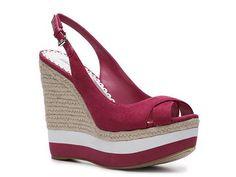 Lulu Townsend Valora Wedge Sandal High Heel Sandal Shop Women's Shoes - DSW
