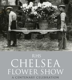 Next year must go to the Chelsea Flower Show