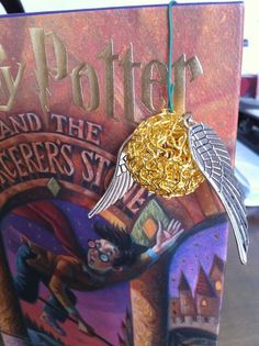 The Golden Snitch Ornament!!!! :-)
