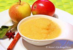 Apfelmus - so einfach, so lecker
