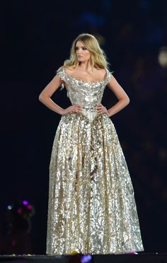 Lily Donaldson in Vivienne Westwood Gold Label
