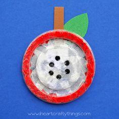 I HEART CRAFTY THINGS: Apple Craft