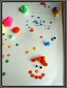 Sticky Table Ideas -  Pinned by @PediaStaff – Please Visit http://ht.ly/63sNt for all our pediatric therapy pins