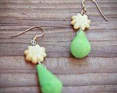 Springtime Sunburst Earrings $8