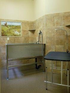 Dog Grooming Center - Plan 011S-0001   houseplansandmore.com