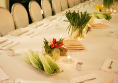 10 More Fantastic Passover 2012 Seder Table Decor Ideas To Inspire You All Year Round | Kosher Recipes and Jewish Table Settings