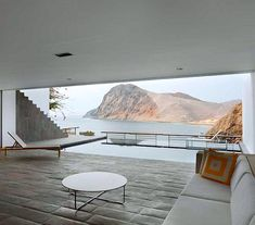 22 House by Javier Sanchez Architects architect, interior, ocean views, living rooms, dream homes, the view, indoor outdoor, beach houses, dream houses