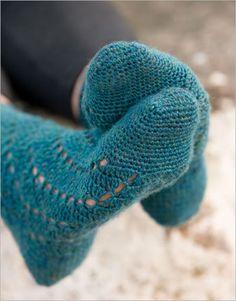 Shirley's Socks - Interweave$5.50