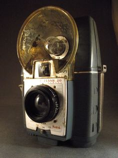 Midcentury Kodak Camera - Brownie Flash 20