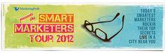 Back in Boston on October 2: MarketingProfs' Smart Marketers Tour. Register here: http://events.marketingprofs.com/bosoctevp