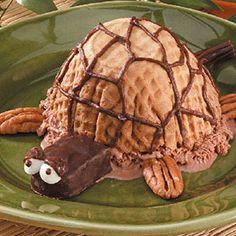 Ice Cream Turtle