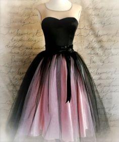 ballet inspired dress. :)