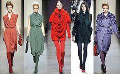 #monochromatic #fashion for #fall http://www.cefashion.net/how-to-go-monochromatic-for-fall/