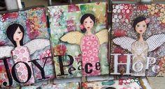 Joy, Peace, Hope - Kelly Graham