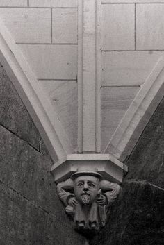 Architectural detail...